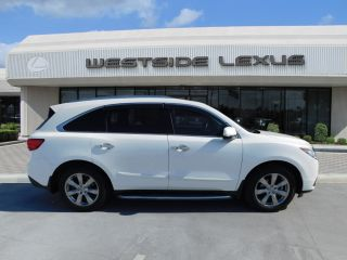 2014 Acura MDX Advance