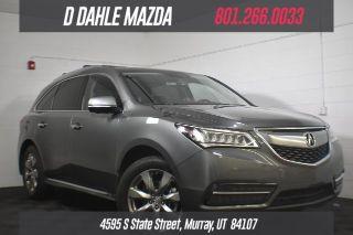 Used 2014 Acura MDX Advance in Salt Lake City, Utah
