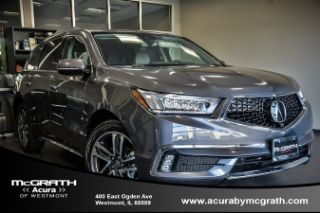 Used 2017 Acura MDX Advance in Westmont, Illinois