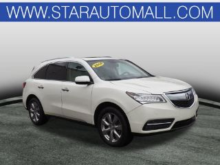 Used 2014 Acura MDX Advance in Greensburg, Pennsylvania