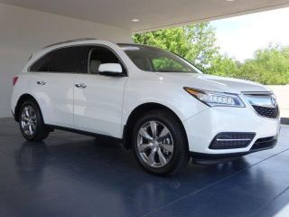 Acura MDX Advance 2014
