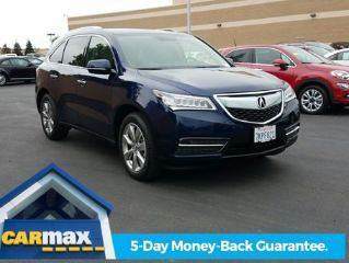 Acura MDX Advance 2015