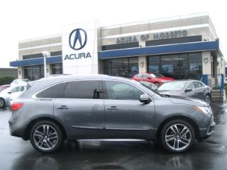 Acura MDX Advance 2017