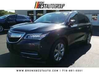Acura MDX Advance 2016