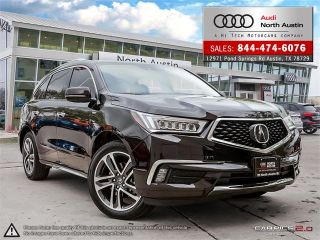 Used 2017 Acura MDX Advance in Austin, Texas