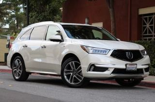 Used 2017 Acura MDX Advance in Redwood City, California