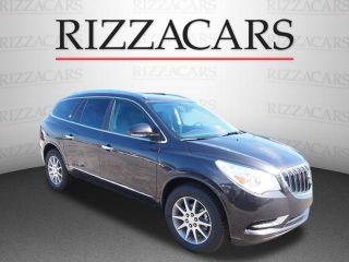 Used 2015 Buick Enclave Leather Group in Tinley Park, Illinois