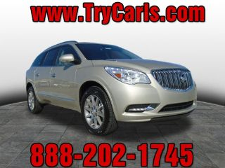 Used 2015 Buick Enclave Leather Group in Stuart, Florida