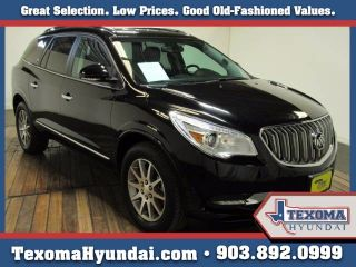 Used 2016 Buick Enclave Leather Group in Sherman, Texas