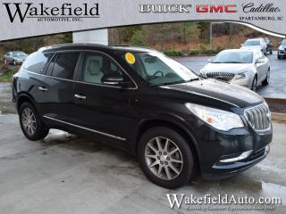 Used 2015 Buick Enclave Leather Group in Spartanburg, South Carolina