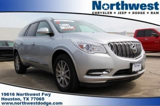 Used 2015 Buick Enclave Leather Group in Houston, Texas