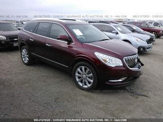 Used 2015 Buick Enclave Premium in Amarillo, Texas