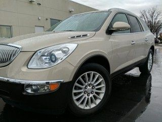 Used 2011 Buick Enclave CXL in Marion, Ohio