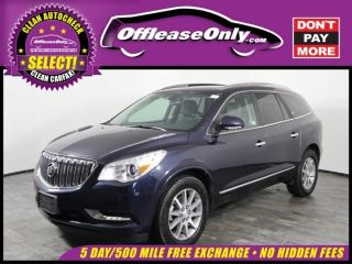 Buick Enclave Leather Group 2016