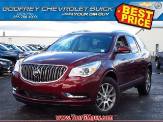 Used 2016 Buick Enclave Leather Group in Cadillac, Michigan