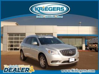 Used 2015 Buick Enclave Leather Group in Muscatine, Iowa