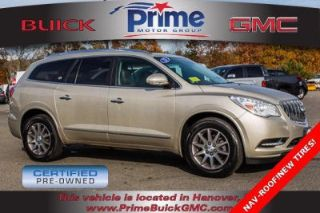 Used 2013 Buick Enclave Leather Group in Hanover, Massachusetts