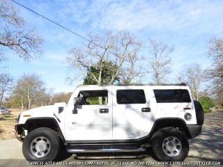 Hummer H2 Luxury 2008