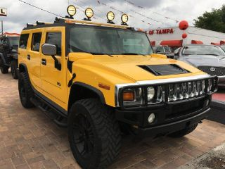 Used 2004 Hummer H2 Luxury in Tampa, Florida