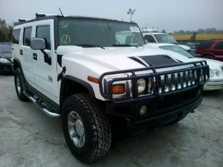 Used 2003 Hummer H2 in Gaston, South Carolina