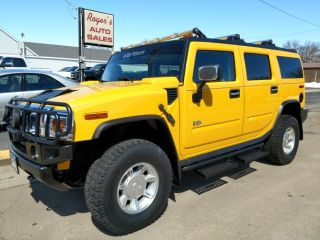 Used 2004 Hummer H2 Luxury in Edgerton, Minnesota