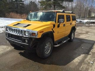 Used 2004 Hummer H2 in Plattsburgh, New York