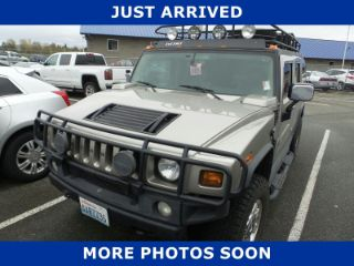 Used 2003 Hummer H2 in Everett, Washington