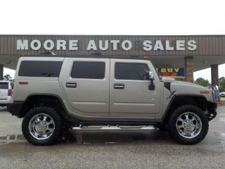 Used 2004 Hummer H2 in Livingston, Texas