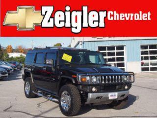 Hummer H2 Luxury 2009