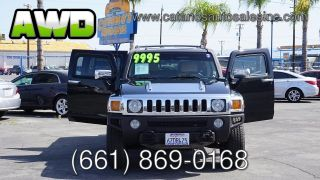 Used 2006 Hummer H3 in Bakersfield, California