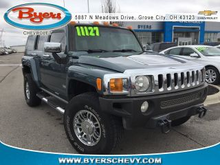 Used 2006 Hummer H3 Luxury in Grove City, Ohio