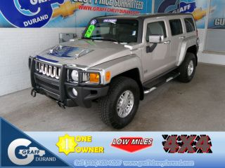 Used 2006 Hummer H3 Base in Durand, Michigan