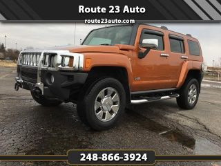 Used 2007 Hummer H3 Adventure in Flint, Michigan