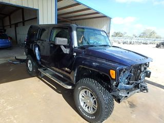 Used 2007 Hummer H3 in San Antonio, Texas