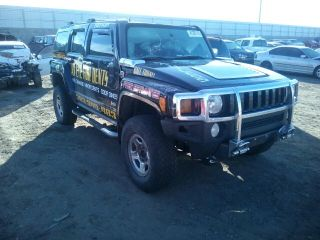 Used 2007 Hummer H3 in Albuquerque, New Mexico