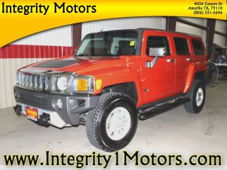 Used 2008 Hummer H3 in Amarillo, Texas