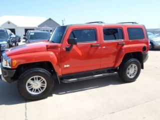Used 2008 Hummer H3 Base in South Sioux City, Nebraska