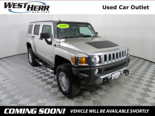 Used 2008 Hummer H3 in Buffalo, New York