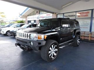 Used 2008 Hummer H3 Base in Davie, Florida