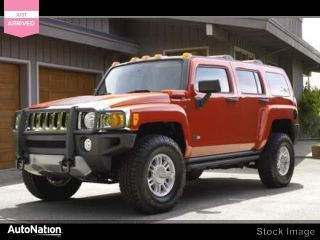 Used 2008 Hummer H3 Luxury in Johnson City, Tennessee