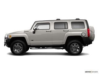 Used 2008 Hummer H3 Base in Marysville, Ohio
