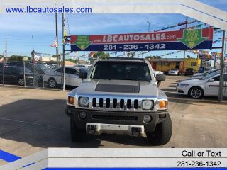 Used 2008 Hummer H3 in Houston, Texas