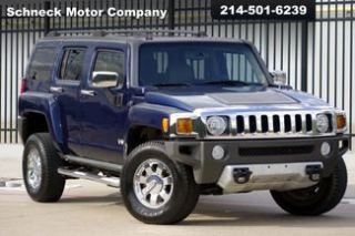Used 2008 Hummer H3 Luxury in Plano, Texas