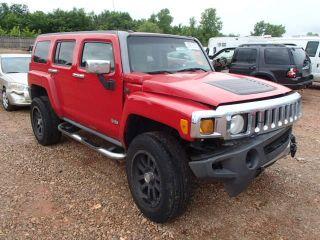 Hummer H3 Luxury 2008
