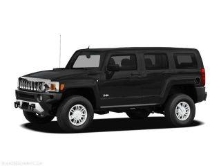 Hummer H3 Luxury 2010