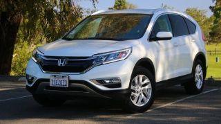 2015 Honda CR-V EXL