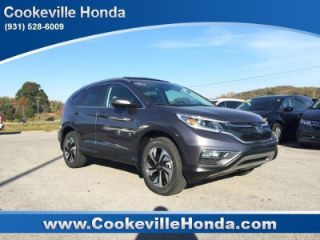 Used 2016 Honda CR-V Touring in Cookeville, Tennessee