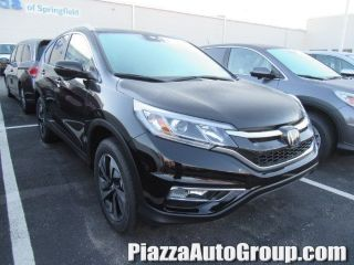 Used 2016 Honda CR-V Touring in Springfield, Pennsylvania