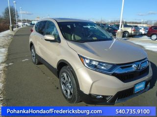 Used 2018 Honda CR-V EX in Fredericksburg, Virginia