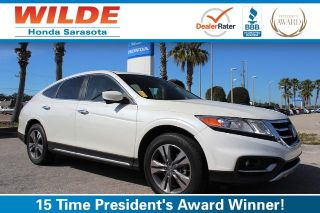 Honda Accord Crosstour EXL 2014